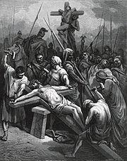 180px-Gustave_Doré_-_Crucifixion_of_Jesus